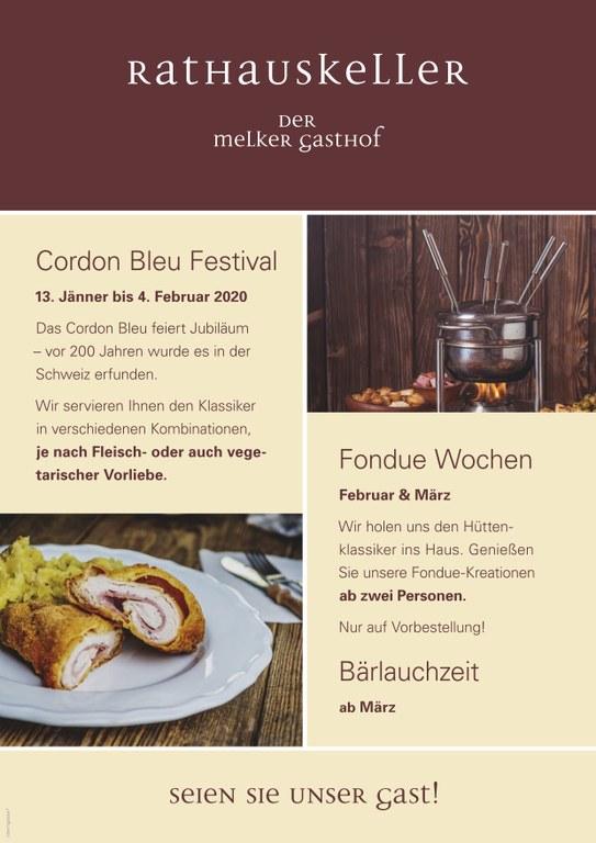 Cordon Bleu Festival